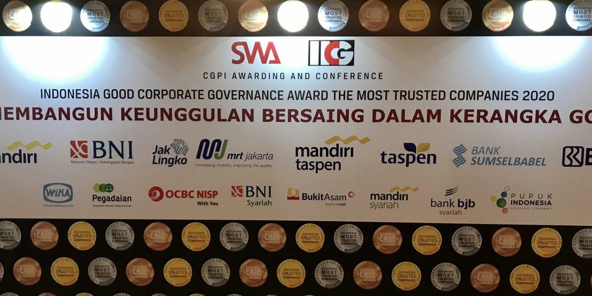 Awarding CGPI 2019